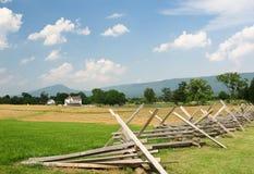 Newmarket Civil War Battlefield Royalty Free Stock Images