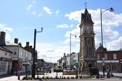 Newmarket Clocktower Stock Photography
