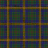 Newmexico State Tartan. Seamless pattern for fabric, kilts, skir. New Mexico Tartan. Seamless pattern for tartan of U.S.State Newmexico for fabric, kilts, skirts royalty free illustration