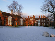 Newnham College Stock Image