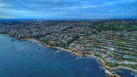 Newport Beach Καλιφόρνια Στοκ εικόνα με δικαίωμα ελεύθερης χρήσης