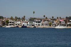 Newport Beach Royalty Free Stock Photos