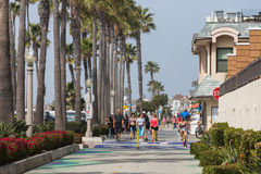 Newport Beach, California, USA Stock Photography