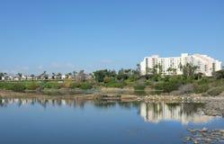 Newport Beach Marriott Bayview Obraz Stock