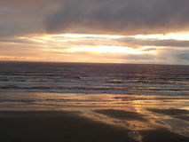 Newport Beach Oregon Obraz Royalty Free