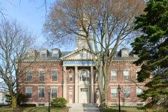 Newport County domstolsbyggnad, Newport, Rhode - ö Royaltyfri Fotografi