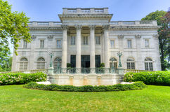 Newport di casa di marmo, Rhode Island Immagine Stock Libera da Diritti