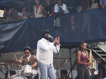 Newport Jazz Festival Stock Photos