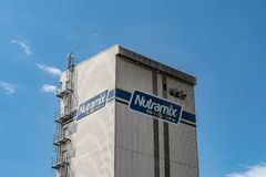 Newport Mills Limited, manufacturer of NUTRAMIX feeds stock photography