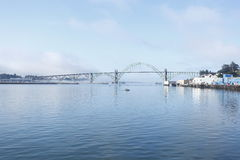 Newport, Oregon Royalty Free Stock Images