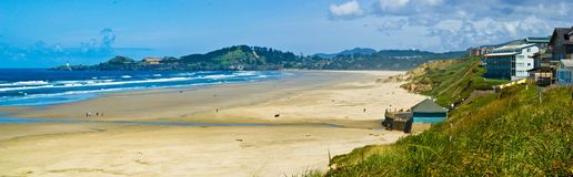 Newport, Oregon stock photos