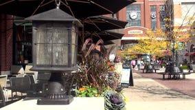 Newport Pier Newport Kentucky - NEWPORT, Kentucky Estados Unidos almacen de video