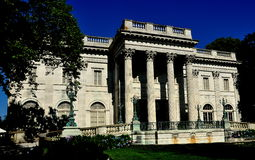Newport, RI: 1892 Marble House Royalty Free Stock Images