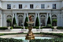 Newport, RI: Palazzo di Rosecliff Fotografia Stock Libera da Diritti