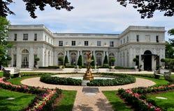 Newport, RI: Rosecliff Mansion Stock Photography
