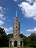 Newport tower. Tower in Newport royalty free stock photo