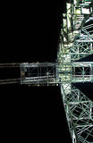 Newport Transporter Bridge Stock Photo