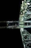 Newport-Transportvorrichtung-Brücke Stockfoto