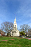 Newport Trinity Church, Rhode Island, USA Royalty Free Stock Images