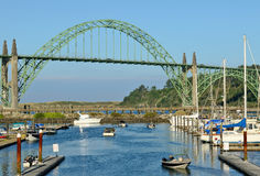Newport Water Royalty Free Stock Images