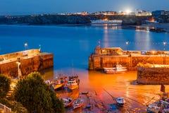 Newquay Cornwall England Lizenzfreies Stockfoto