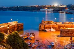 Newquay Cornwall England Royalty Free Stock Photo