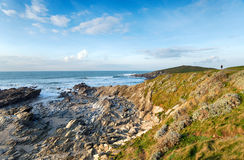 Newquay in Cornwall Stock Photos