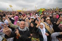 newroz пиршества курдское Стоковые Фотографии RF