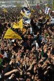Newroz a Costantinopoli Fotografie Stock