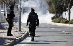 Newroz in Istanboel, Turkije Stock Foto's