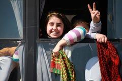 Newroz in Istanbul,Turkey Stock Photography