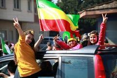 Newroz in Istanbul,Turkey Stock Image