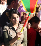 Newroz party Stock Photo