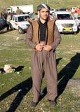 Newroz party Stock Image