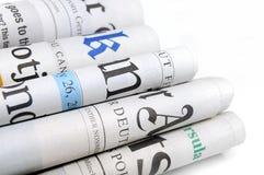 News Royalty Free Stock Photos