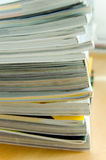 News Magazines and Publications Royalty Free Stock Image
