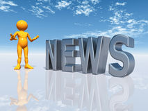 News vector illustration
