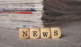 News Royalty Free Stock Images