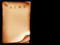 News stock photo