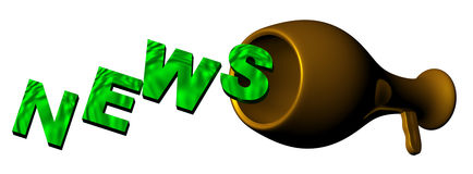News announcement Stock Images