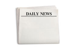 Daily News Royalty Free Stock Photography