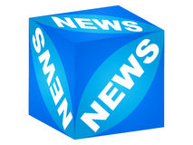News box Stock Photo