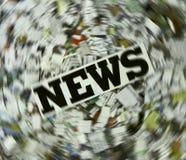 News Royalty Free Stock Image