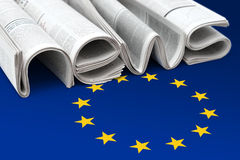 News Of The European Union Stock Images