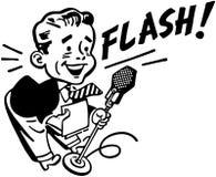 News Flash Stock Photography