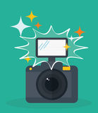 News media and broadcasting Stock Photography
