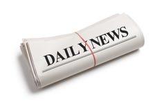 Daily News Stock Photo