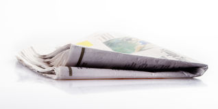 News paper Royalty Free Stock Photo