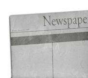 News paper Royalty Free Stock Images