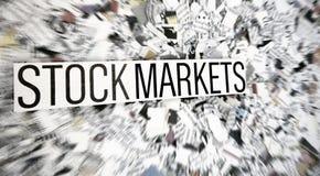 News paper Stock Photos